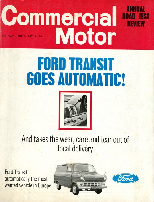 Comm Motor Front Page June67