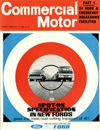 Comm Motor FrontCover Feb 66