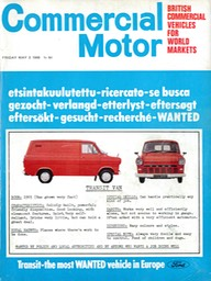Comm Motor FrontCover May 68