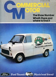 Comm Motor FrontCover Sep76