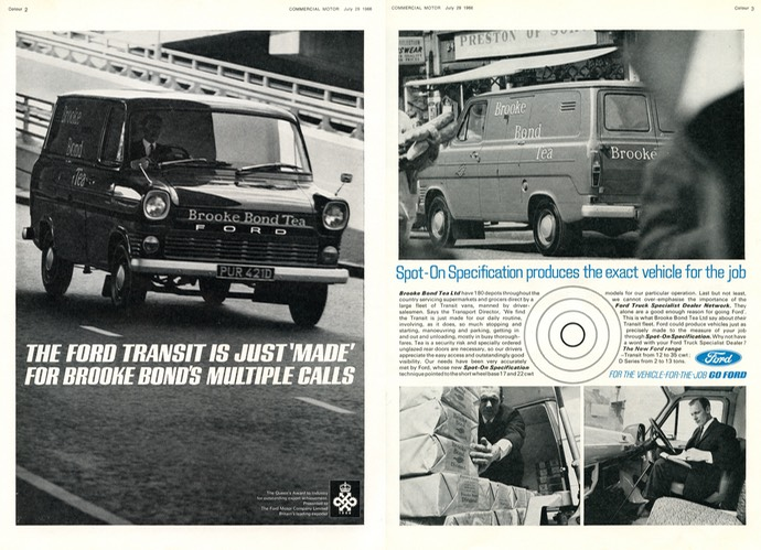 Comm Motor july66 advert