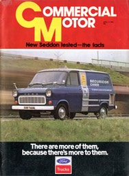 Commercial Motor Front CoverApr75