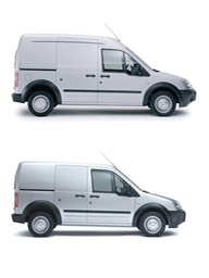 Ford Transit Connect Comparison